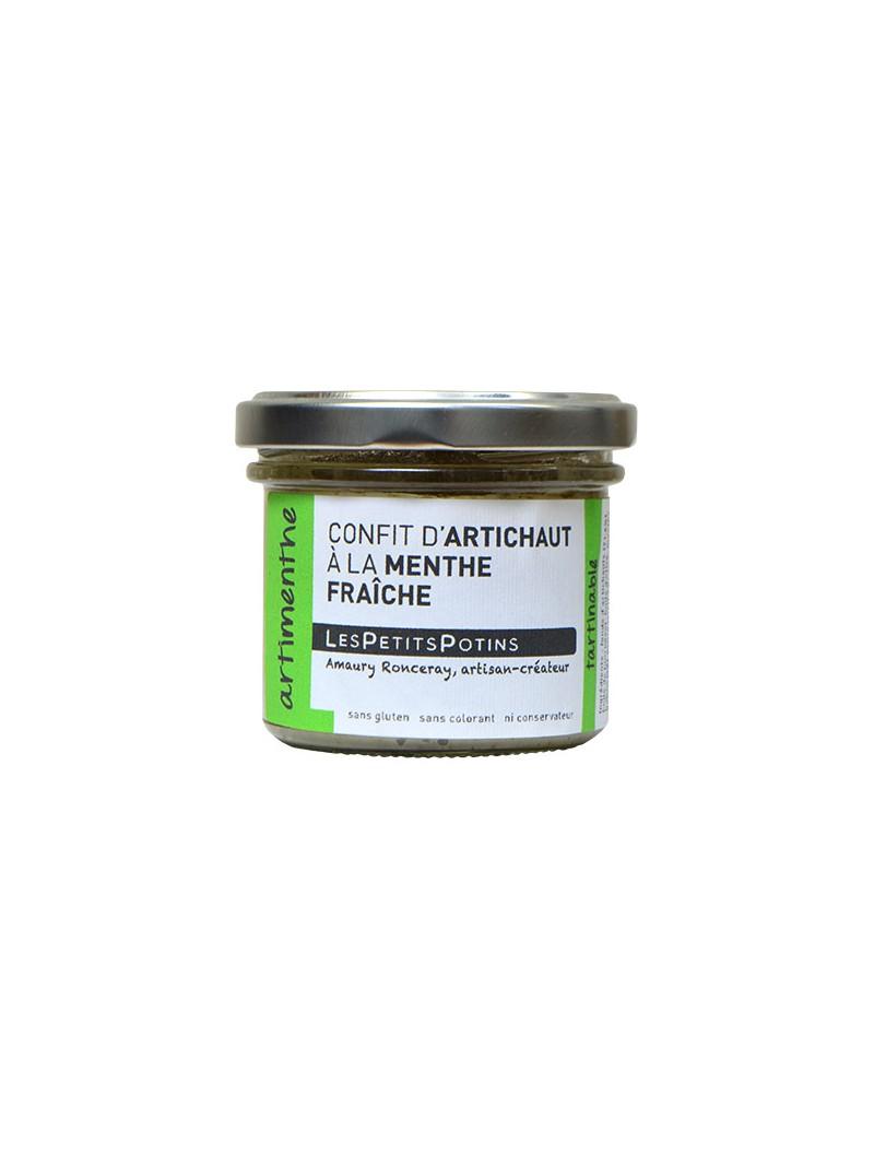 confit-artichaut-menthe-fraîche-petits-potins-artimenthe