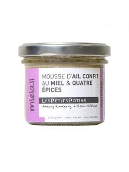mousse-ail-confit-miel-quatre-epices-petits-potins-mielail